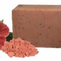 Rózsaszín agyagos kézműves szappan, Szépségápolás, Szappan, tisztálkodószer, Natúrszappan, Növényi alapanyagú szappan, Szappankészítés, Kevés olyan jó dolog történhet a bőröddel, mintha ezzel a szappannal ápolod.  Az extra szűz olívaol..., Meska