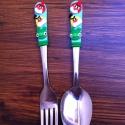 Angry Birds kanál+villa, Baba-mama-gyerek, Férfiaknak, Ékszer, Otthon, lakberendezés, Gyurma, Tedd különlegessé a mikulást és karácsonyt . Ajándékozz egyedi kézzel készült személyre szóló ajánd..., Meska