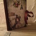 Párizsos napló a legféltettebb titkaidnak, Bútor, Férfiaknak, Konyhafelszerelés, Ez a napló nagyszerű választás bármilyen alkalomra ajándékként , de persze saját részre is :) Teljes..., Meska