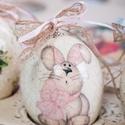 Csodás húsvéti tojás , Baba-mama-gyerek, Otthon, lakberendezés, Húsvéti díszek, Légy egyedi , dekoráld otthonod , nem mindennapi ízlésesen díszített Húsvéti tojással vagy ..., Meska