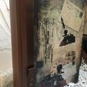 Vintage Vonatos Pasis fotóalbum , Esküvő, Férfiaknak, Mindenmás, Otthon, lakberendezés, 200 darabos fotóalbum külseje új ruhát kapott , csodaszép Pasis Vonatos  vintage mintában pompázik  ..., Meska