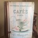 Vintage receptfüzet/napló, Férfiaknak, Konyhafelszerelés, Receptfüzet, Ez a füzet nagyszerű választás bármilyen alkalomra ajándékként , de persze saját részre is..., Meska