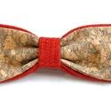 Parafa csokornyakkendő Chutney Dark Natur For Men, Esküvő, Férfiaknak, Ruha, divat, cipő, Vőlegényes, Varrás, Kollekciónk szövet-parafa nyakkendői a férfiak ruhatárának meghatározó darabjai. A különleges anyag..., Meska