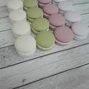 Tavaszi macaron csomag 12 darab, Dekoráció, Dísz, Macaron csomagot állítottam össze tavaszi színekben. A csomag 12 darab macaront tartalmaz, az évszak..., Meska
