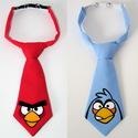 Angry birds nyakkendő 0-10 éveseknek, Baba-mama-gyerek, Ruha, divat, cipő, Gyerekruha, Gyerek (4-10 év), Varrás, Festett tárgyak, 3950Ft/db A nyakkendőket saját szabásminta alapján, magam varrom és kézzel (ecsettel) festem.   3 m..., Meska