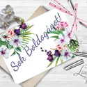 Pénzátadó boríték, Esküvői gratuláció, nászajandék, Esküvői lap, jó kívánság, virágos lap,Boldogságot, Esküvő, Naptár, képeslap, album, Meghívó, ültetőkártya, köszönőajándék, Nászajándék, Esküvői gratuláció, A/6-os Egyedi, Alkalmi, Igényes Esküvői lap, gyönyörű fényes borítékkal.  Add át..., Meska