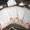 Leánybúcsú ajándék szett, Lánybúcsú party, Esküvői lap, lány búcsú, Eskü, Esküvőre, Virágos, Vadvirág, Esküvő, Otthon & lakás, Meghívó, ültetőkártya, köszönőajándék, Lánybúcsú Partyra Activity Szett- Ajándék, Program, Játék  A Szett tartalma: - Eskü: A4 - Oklevél: A..., Meska