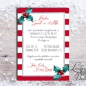 Karácsonyi Céges Party Meghívó, Elegáns meghívó, Kari Buli, egyedi, karácsony, klasszikus, cég buli, Dekoráció, Ünnepi dekoráció, Karácsonyi, adventi apróságok, Ajándékkísérő, képeslap, Fotó, grafika, rajz, illusztráció, Papírművészet, Elegáns Karácsonyi  Céges Party meghívó  Hívd meg vendégeidet ezzel a gyönyörű egyedi meghívóval a ..., Meska