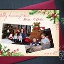 Névre szóló Karácsonyi Lap A4, Karácsonyi ajándék, fotó, Mikulás, télapó, Kép, Falikép, kari, miki, egyedi ajándék, Dekoráció, Ünnepi dekoráció, Karácsonyi, adventi apróságok, Karácsonyi dekoráció, Ajándékkísérő, képeslap, Adventi naptár, Festészet, Fotó, grafika, rajz, illusztráció, A4-es Karácsonyi lap, 1 oldalas nyomtatás, középen hely kihagyva a saját fotódnak 9x13-as méretben...., Meska
