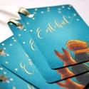 Ajándékkísérő, emlék kártya, ajándék, kísérőkártya, kisherceg, csillag, róka, szülinap, emléklap, keresztelő kártya,, Naptár, képeslap, album, Ajándékkísérő, Képeslap, levélpapír, Ajándékkártya  1 csomagban 4 darab van, az ár 4 darab kártyára vonatkozik  * Kártya mérete: Kb:  8cm..., Meska