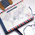 Nászajándék, Esküvői Emlékkönyv, Bohém könyv, térkép, repülő, Esküvői vendégkönyv, travel, utazás, napló, utazónapló, Esküvő, Naptár, képeslap, album, Nászajándék, Esküvői dekoráció, Emlékkönyv A/5 méret  Gyönyörű Igényes Esküvői Emlékkönyv, A5-ös méret, 70 prémium lapos (140-oldala..., Meska
