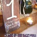 Esküvői Menü, Levendula Virágos Esküvői lap, Rusztikus, Vintage Esküvő, Levendula meghívó, Party menü, Esküvő, Naptár, képeslap, album, Meghívó, ültetőkártya, köszönőajándék, Esküvői dekoráció, Esküvői Rusztikus levendula Álló Háromszög Menü Szalaggal    Gyönyörű Igényes Esküvői Menükártya  3s..., Meska