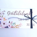 Pénzátadó boríték, pénz átadó lap, Nászajándék, Gratulálunk képeslap, Esküvői Gratuláció, pénz lap, Esküvő, Naptár, képeslap, album, Nászajándék, Meghívó, ültetőkártya, köszönőajándék, Igényes Egyedi Személyre szóló Pénz Átadó Zsebes Boríték Szalaggal átkötve.  Add át nászajándékodat ..., Meska