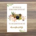 Vintage Esküvői Felirat A4, Esküvői kép, Esküvő Dekor, Esküvői felirat, Vintage, Csipke,Zsákvászon, fotó, fénykép, #, Esküvő, Dekoráció, Esküvői dekoráció, Kép, A/4-es Esküvői Felirat Dekoráció, bármilyen egyszerű szöveggel, keret nélkül.  Bármilyen feliratot k..., Meska