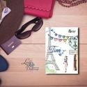 Párizs Képeslap, üdvözlőlap, divatos, női, Fashion, eiffeil torony, nő Képeslap,Tavasz, virágos, divat, francia, nőies, Naptár, képeslap, album, Képeslap, levélpapír, Húsvéti díszek, Ajándékkísérő, Divatos Névre szóló képeslap A/6-os méretű Igényes Üdvözlőlap, akár saját szöveggel is.   250 gsm ma..., Meska