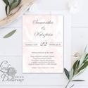 Márvány Esküvői meghívó, Krém meghívó, marble, núd, pink, beige, Esküvői lap, modern meghívó, texturált, kő, Esküvő, Naptár, képeslap, album, Meghívó, ültetőkártya, köszönőajándék, Képeslap, levélpapír, Minőségi  Esküvői  Meghívó  * MEGHÍVÓ CSOMAG BORÍTÉKKAL: - Meghívó egy lap, egy oldalas: kb.: 14cm x..., Meska