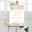 Esküvői Poszter A3, Esküvői kép, Esküvő Dekor, Esküvői felirat, program, idővonal, idézet, üdvözlő, köszöntő, virágos, Esküvő, Dekoráció, Esküvői dekoráció, Kép, A3 Esküvői PAPÍR POSZTER  MÉRET: A3: (297x420mm) (Maximum méret amit nyomtatni tudunk: A2 (420x594mm..., Meska