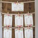 Ültetési rend, Asztalszámok, Esküvői ültetésirend, Ültetők, Ültetésrend, Esküvő ültető kártya, virágos, rózsás, Esküvő, Naptár, képeslap, album, Meghívó, ültetőkártya, köszönőajándék, Esküvői dekoráció, Esküvői Ültetési rend Lapok/kártyák  FIGYELEM: A FATÁBLA NEM KÉPEZI A TERMÉK RÉSZÉT! TŐLÜNK CSAK A L..., Meska