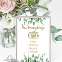Polaroid fotó Esküvői Felirat A4, fénykép, fotó albumhoz, Esküvői kép, Esküvő Dekor, Esküvői felirat, greenery, natúr, Esküvő, Dekoráció, Esküvői dekoráció, Kép, A/4-es Esküvői Felirat Dekoráció, bármilyen szöveggel, keret nélkül.  Bármilyen feliratot kérhetsz r..., Meska