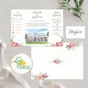 ÚJ ablak kinyithatós meghívó, Esküvői meghívó, virágos, nyári, tavaszi, egyedimeghívó, rajz, festmény, pálmaház, tata, Esküvő, Naptár, képeslap, album, Meghívó, ültetőkártya, köszönőajándék, Esküvői dekoráció, Minőségi különleges kivitelezésű ablakos-kinyithatós meghívó  * MEGHÍVÓ CSOMAG BORÍTÉKKAL: -   Ablak..., Meska