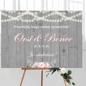 Esküvői Poszter A3, Esküvői kép, Esküvő Dekor, Esküvői felirat, Vintage, Elegáns, rózsaszín, geometrikus, Esküvő, Dekoráció, Esküvői dekoráció, Kép, A/3-as Esküvői Poszter, bármilyen egyszerű felirattal, keret nélkül.  Tökéletes kellék & Dekor Elegá..., Meska