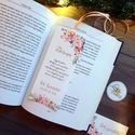 Könyvjelző, egyedi felirat, névreszóló, egyeditervezés, könyv, olvasáshoz, könyv imádónak, könyvmoly, egyedi ajándék, Férfiaknak, Otthon & lakás, Naptár, jegyzet, tok, Naptár, képeslap, album, Könyvjelző, Dekoráció, Ünnepi dekoráció, Karácsonyi, adventi apróságok, Ajándékkísérő, Egyedi feliratú, névreszóló könyvjelző egy oldalas  MÉRETE:  15x6.3cm Nyomtatás: csak az egyik oldal..., Meska