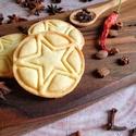 Pentagram sütikiszúró, Egyéb, Férfiaknak, Konyhafőnök kellékei, Saját tervezésű és 3D-nyomtatású  süteménykiszúró forma.  A pentagramma ősidők óta fontos szimbólum,..., Meska