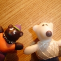 Susogós mackók - frannny-nak lefoglalva!, Ezeket a figurákat a susogós mackókról mintáz...