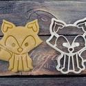 Róka sütemény keksz linzer kiszúró forma, szaggató, kölyökróka, Konyhafelszerelés, Baba-mama-gyerek, Fotó, grafika, rajz, illusztráció, Mindenmás, Rókakölyök  sütemény keksz linzer kiszúró forma, szaggató  Kb. 8 cm széles x 8 cm magas   A siker é..., Meska