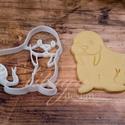Rozmár süteménykiszúró, fóka süteménykiszúró, mézeskalács forma, keksz, linzer kiszúró, Konyhafelszerelés, Baba-mama-gyerek, Állatos sorozatunk következő tagja: rozmárt formázó sütemény kiszúrót / szaggatót készítettünk.  Kb...., Meska