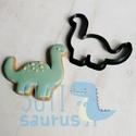 """Dínós süteménykiszúró forma - """"Brontosaurus"""" (2020), Bár a régi dínós kiszúróinkat továbbra is n..."""