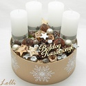 Adventi box, advent box Naturelle