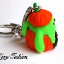 Halloween kulcstartó (Lorafashion) - Meska.hu
