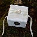 ÚJ!!! 2019-es gyűrűtartó doboz esküvőre, eljegyzésre, Ha nem szeretnéd az esküvődön az unalmas gyűr...
