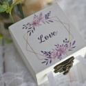 Esküvői szett - vendeg360209 részére, Megrendelésre készülő szetted tartalma és té...