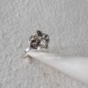 Szélrózsa - ezüst gyűrű, Ékszer, óra, Gyűrű, Ékszerkészítés, Ötvös, Azoknak ajánlom akik szeretik az egyedi, soha meg nem ismételhető darabokat. Ebben a formában egysz..., Meska