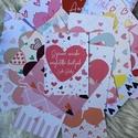 Szívem csücske mérföldkő kártya, baba ajándék, Baba-mama-gyerek, Baba-mama kellék, Gyerekszoba, Fotó, grafika, rajz, illusztráció, Örökítsd meg babád növekedését, fejlődését egyedi, csodaszép mérföldkő kártyákkal. Legyen örök emlé..., Meska