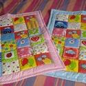 Játszószőnyeg kislánynak, kisfiúnak, A kis játszószőnyegek színes, gyerekmintás 10...