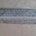 Egyedi tolltartó, Táska, Pénztárca, tok, tárca, Szemüvegtartó, Varrás, Vastag pamutvászonból készült, mérete: 22 x 7 cm. Megrendelésre szívesen készítek hasonlót igény sz..., Meska