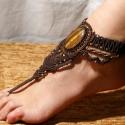 Tigrisszemes lábdisz