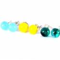 Happy fülbevaló csomag, Rosszkedv elűző, igazi vidám színek :) Három ...