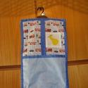 Ovis ruha zsák vállfás 4 zsebes - patchwork ovis jellel  100% design pamutvászon -10 féle rendelhető textilből, Mindenmás, Otthon, lakberendezés, Lakástextil, Ágynemű, Szeretettel nektek  100% design pamut textil  További fotókat a választható textilekről leütés után ..., Meska