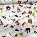 Egyedi  megrendelés - Füles Ovis ruha zsák - patchwork ovis jellel is  100% design pamutvászon , Otthon & lakás, Gyerek & játék, NoWaste, Lakberendezés, Egyedi megrendelés  Füles  ovis ruhazsák 3.300.-Ft  2 db Hóember jel 1.600.-Ft  Torna zsák 800.-Ft  ..., Meska
