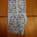 2 db-os fiús vállfás ovis ruha- és tornazsák szett   100% design pamut - sok minta, 100% design pamutvászon textil - választható te...