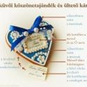 Köszönetajándék Mázas Falács, Köszönet ajándék és ültető kártya mázas f...
