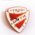 Dvtk falióra foci diósgyőr , Piros fehér címer falióra Dvtk falióra kézzel...