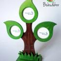 Családfa képkeret mágneses 3 ágú, A családfa mágneses képkeret nagy kedvenc a Bub...