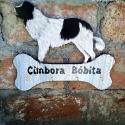 Nagy Kutyás póráztartó fali kulcstartó kedvenc, Ajándék kutyáknak és gazdiknak, kutyaimádókn...