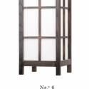 Japán minimál rizspapír zen lámpa, Otthon, lakberendezés, Lámpa, Állólámpa, Hangulatlámpa, Famegmunkálás, Eladó a képen látható japán stílusú, minimál lámpa. A meditatív design lámpa hangulatvilágításként ..., Meska