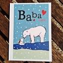 jegesmacis babanapló - KEMÉNYTÁBLÁS, Baba-mama-gyerek, Baba-mama kellék, Egyedi készítésű, vidám mintás babanapló, babaváró könyvecske, ajándéknak is tökéletes választás!  A..., Meska